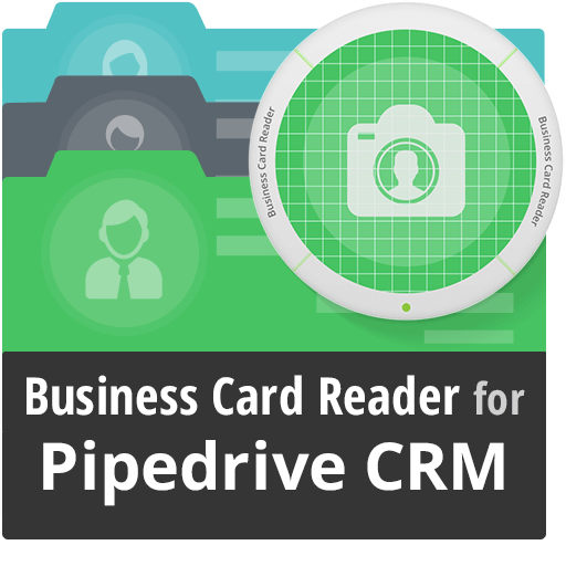 Business Card Reader For Pipedrive CRM