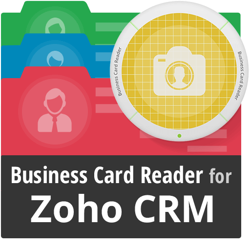 Business card reader for zoho crm magneticone mobile reheart Choice Image