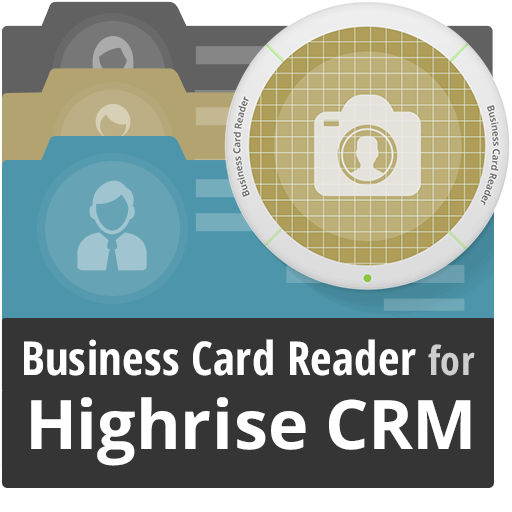 Business card reader for highrise crm magneticone mobile reheart Images