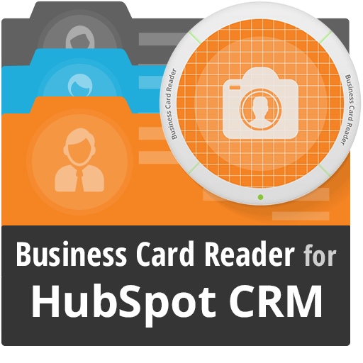Business card reader for hubspot crm magneticone mobile reheart Images