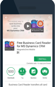 How to store business cards into ms dynamics crm android users this is an overview of how you can combine microsoft dynamics and our business card reader to easily create and save new leads or contacts into your crm reheart Image collections