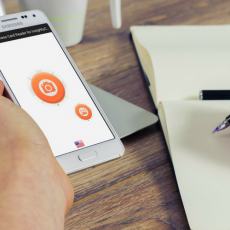 How to use your phone to scan business cards into Insightly CRM – Android Users