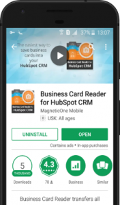 How to use your phone to scan business cards into hubspot crm its the easiest and quickest solution to transfer your business cards info to the hubspot crm lets take a brief guide on how does it work and how to use reheart Gallery