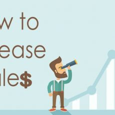 How to increase sales: 4 simple rules for saving customers