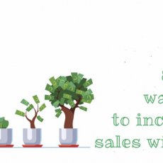 8 ways to increase sales with CRM