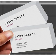9 Reasons Why You Need a Business Card